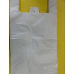 Reklamówka SARA HD Nr:20 37 x 12 x 75 duża biała a'200