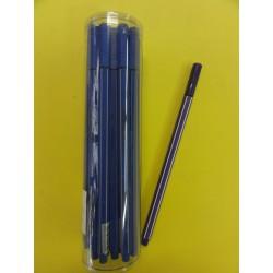 Cienkopis TUBA - niebieski