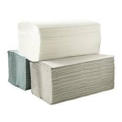Ręcznik Z-Z biały - a'4000 - biały CLIVER