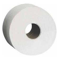 Papier toaletowy BIG ROLL - 18/19 cm biały 2W