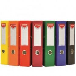 Segregator OFFICE PP A4 / 50 żółty