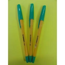 Długopis Q-CONNECT classic zielony