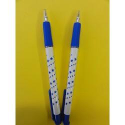 Długopis REYNOLDS S-FINE automat niebieski