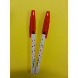Długopis REYNOLDS S-FINE czerwony TOMA