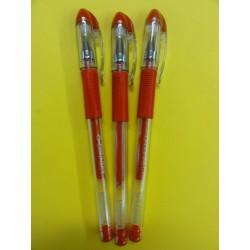 Długopis żelowy Q-Connect - czerwony