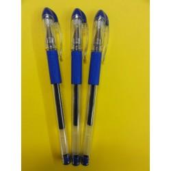 Długopis żelowy QConnect - niebieski