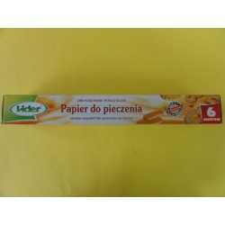 Papier do pieczenia 6m x 38cm BOX LIDER