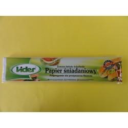 Papier śniadaniowy 40 arkuszy LIDER