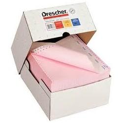 Papier komputerowy DRESCHER 390 x 12x3